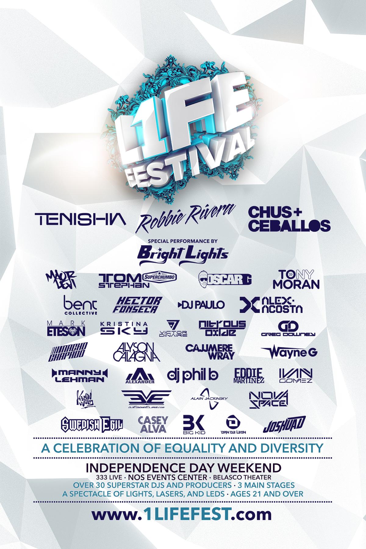 1LIFE Festival