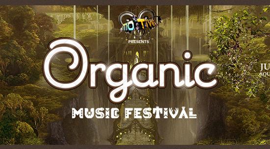2014-07-26 Organic Music Festival