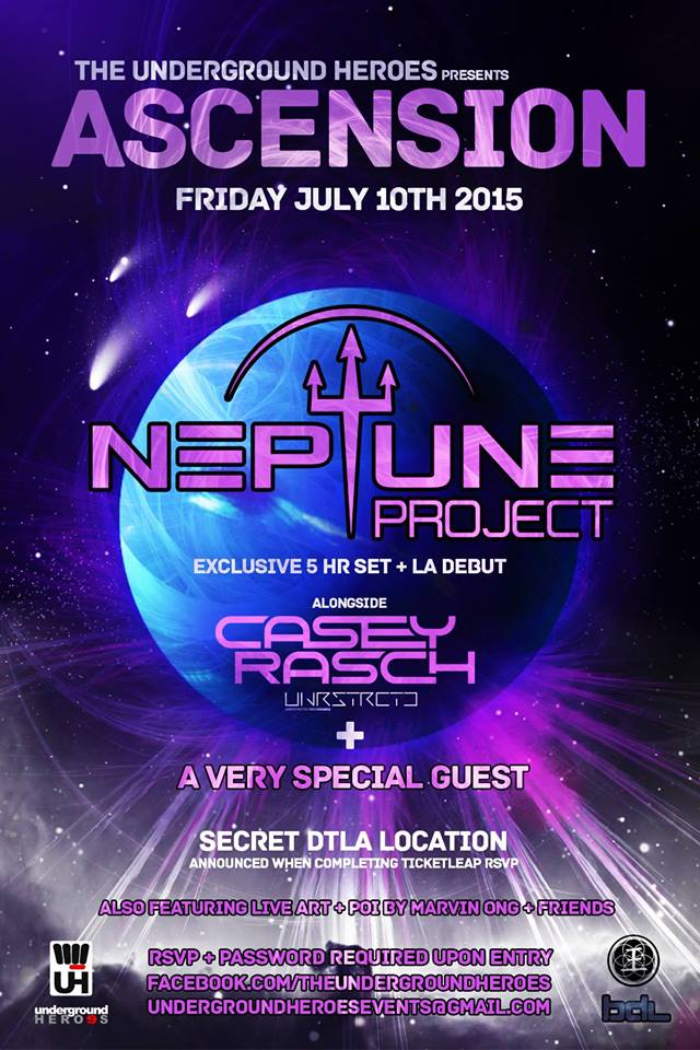 July 10th Neptune Project